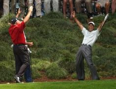 What makes the Par-3 Contest unique at the Masters? Read the story here: http://tinyurl.com/6phzr3a
