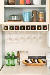 Perfect wine rack!