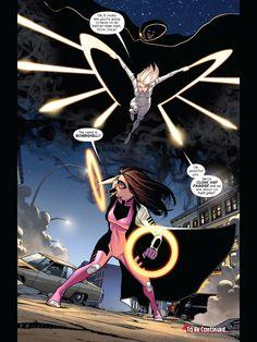 Marvel Ultimate Cloak and Dagger