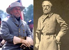 Surprising Film Fact: Academy Award winning actor ROBERT DUVALL, who portrayed GENERAL ROBERT E. LEE in the film GODS AND GENERALS (2003) is actually a descendent of the famous Civil War general.