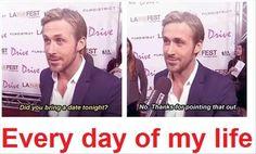 funny ryan gosling quotes