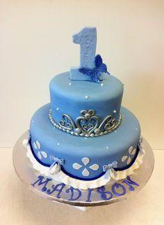 Our Sofia the first cake..