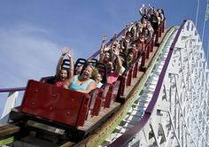 Roller Coater Ride anyone?  Family Kingdom in the heart of MB