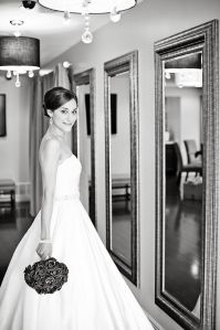 Bride - Mirrors - Satori Photography