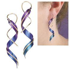 Rainbow Earrings - $39.95