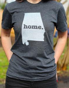 Alabama Home T-shirt #NEED