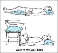 Back Relief Exercises For Back Pain Relief | Chiropractors Melbourne