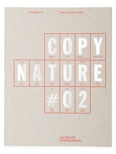 Copy Nature — Raw Color