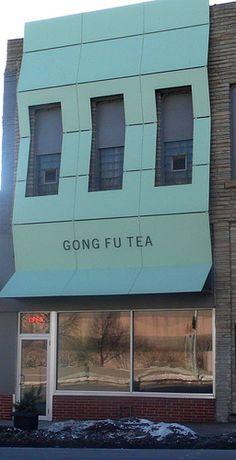 Gong Fu Tea, Des Moines. Enough said.