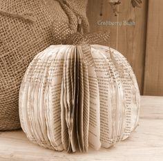 fall craft / decoration (so so so beautiful!)