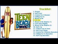 06 Like Me - Teen Beach Movie Soundtrack (Full Song)