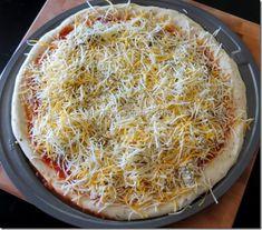 Quick and Easy Homemade Pizza Dough Recipe