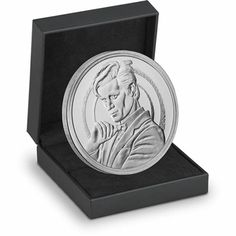 Doctor Who Silver Series: The Eleventh Doctor  £20.00        Was £54.50 - Save £34.50!      An official Doctor Who collectable medal      Limited edition - just 5,000 will be struck      Ideal for all Doctor Who fans and Medal collectors      Available to UK customers only