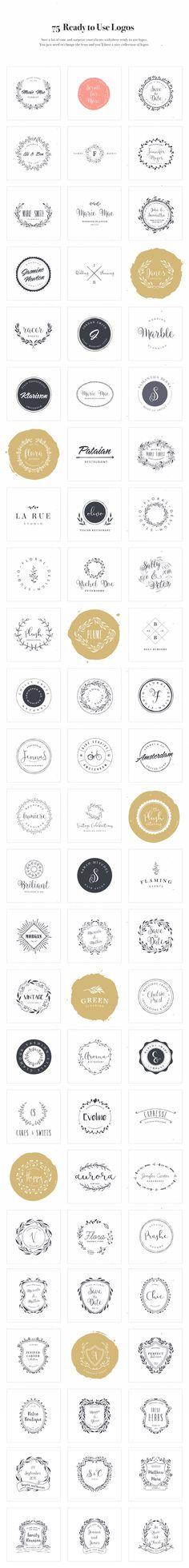Logo Design Kit by V