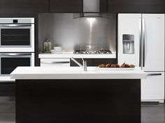Whirlpool Built-In White Ice Kitchen Collection