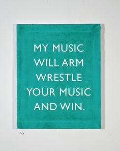 Haha... what do you think? #Music