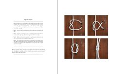 tie knot, tying knots