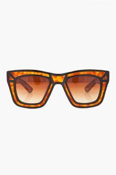 Ksubi sunglasses.