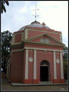 Capilla del Palacio San Jose data del 1857. Concepcion del Uruguay, prov. Entre Rios, Argentina