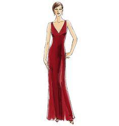 V8358   Misses' Dress   View All   Vogue Patterns