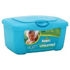 Treasure Chest Wipes Container