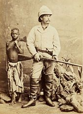 Sir Henry Morton Stanley   (28 January 1841 – 10 May 1904) Welsh journalist and explorer famous for his exploration of Africa.