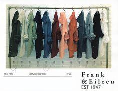 frank & eileen fall 2012