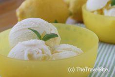 Lemon Basil Gelato  ~  Ingredients ~ 2 1/2 cups whole milk ~ 1/2 cup heavy cream ~  4 egg yolks (brought to room temperature) ~  3/4 cup sugar ~  1 tablespoon lemon extract~   1/2 teaspoon crushed basil ~  zest of one lemon ~