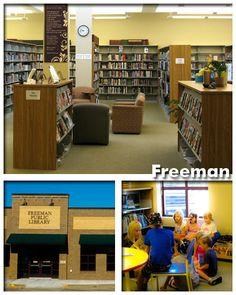 Freeman library star award winner 2013 #SDSLCornerstone