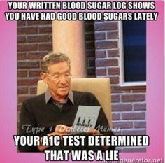 Just some diabetic humor lol