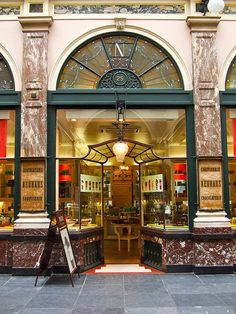 Neuhaus | Brussels, Belgium...best chocolate anywhere!!!