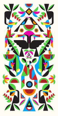 Malika Favre - Tropics