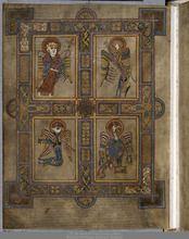 Book of Kells,Gospel of Matthew