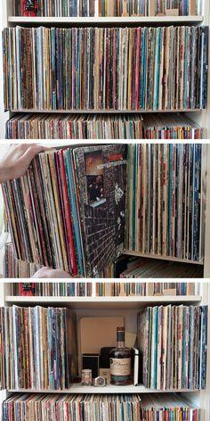 How to: Make a Secret Bookshelf Stash and Storage Spot