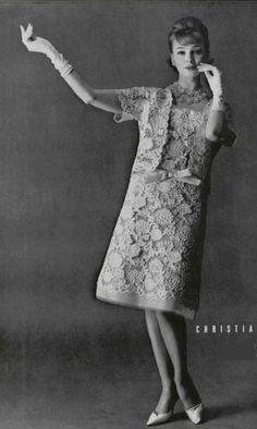 1961 Christian Dior  ''Ravello''