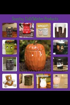 Scentsy Holiday Collection available Sept 15! wicklesschic@aol.com