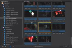 Editing DSLR Video with Final Cut Pro X: Organizing Your Media | Examining Events | Peachpit