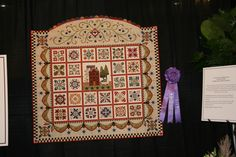 this was from the abcquilter, she won $7500