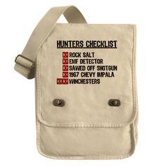 I love supernatural and I love this bag!!!