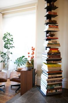 obsessed with that bookcase