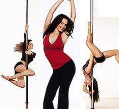 Sheila Kelley S Factor NY on Pinterest   Pole Dance, Lisa ...