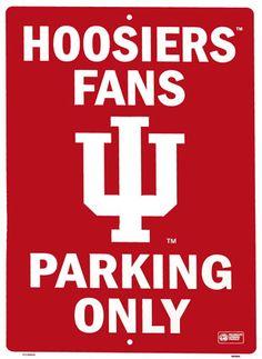 Hoosier fans are the best!