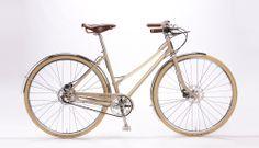 shinola, the women, bicycles, women bixbi, mauve, bike, dreams, detroit, gift idea