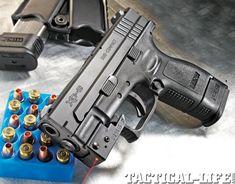 SPRINGFIELD XD SUB-COMPACT 9mm