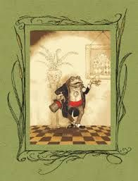 Toad from Toad Hall