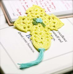 Prayer cross crochet bookmark by sophinegiam on Etsy, $4.00