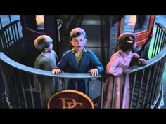 The Polar Express Audiobook Music Video 12 minutes