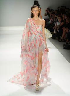 Tadashi S/S 2012 Fashion Show Review