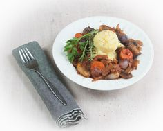 boeuf(less) bourguignon from Allyson Kramer