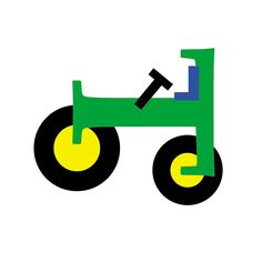 T Is For Tractors Craft Kit - OrientalTrading.com